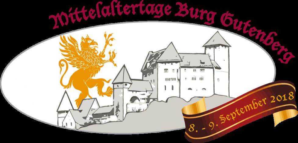 Mittelaltertage Burg Gutenberg